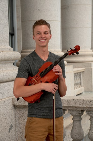 Jared Ripplinger - Classical Violinist - Salt Lake City, UT