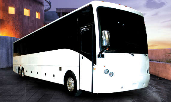 Five Star Tours & Charter Buses - Party Bus - San Diego, CA