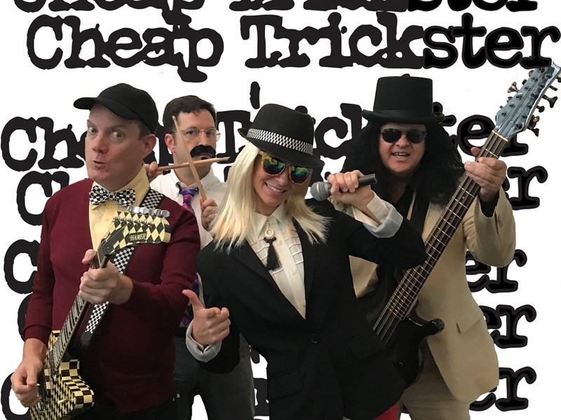 Cheap Trickster & Panorama (Cars Tribute) - The Cars Tribute Band - Dallas, TX