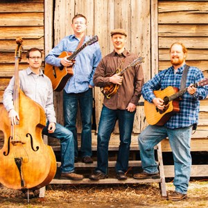 Evergreen Bluegrass Band | Scattered Smothered and Covered