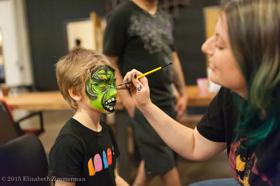 Epic Body Paint - Face Painter - Austin, TX