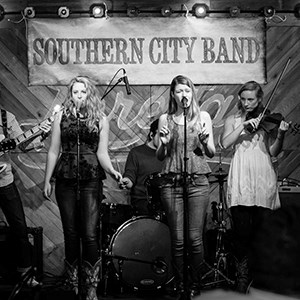 Columbia Falls Top 40 Band | Southern City Band