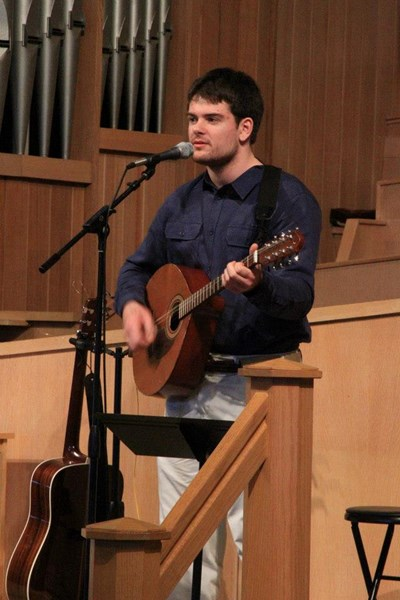 Baird Welch-Collins - Folk Singer - Waterford, CT