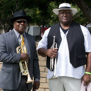 San Bernardino, CA Jazz Band | BRASS BROTHERS SHOW BAND