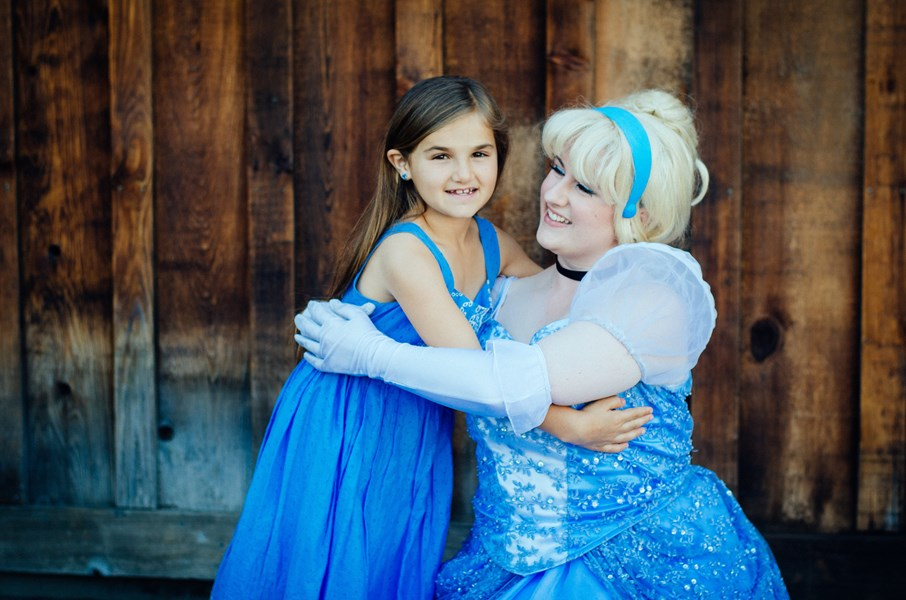 Pop Up San Diego Princess Parties - Costumed Character - San Diego, CA