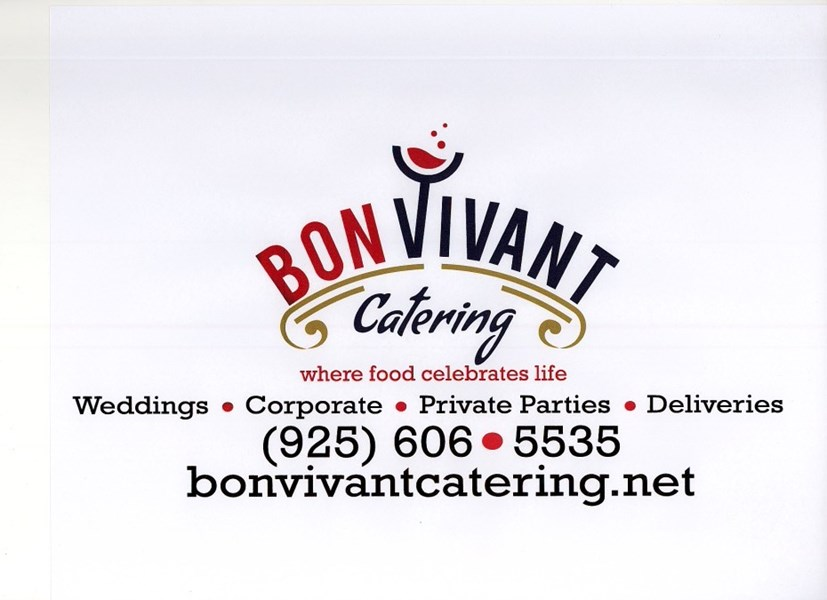 Bon Vivant Catering & Event Productions - Caterer - Livermore, CA
