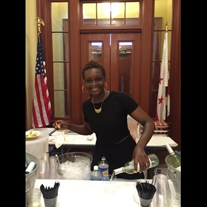 Alexandria City Bartender | Millicent the Mixologist