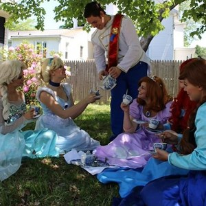 Poughkeepsie Storyteller | CT Princess Parties