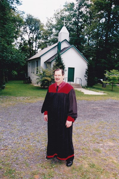 Rev. James Hary - Wedding Officiant - Strongsville, OH
