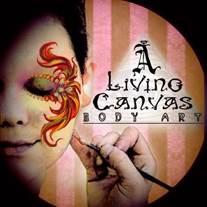 Bellevue Face Painter | A Living Canvas