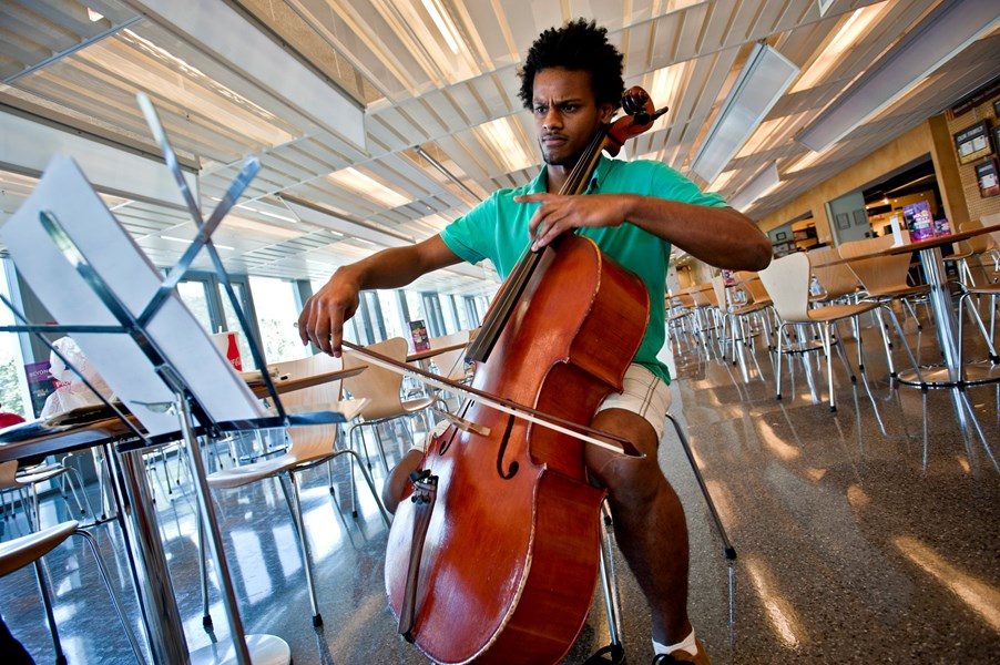 jeffcello - Cellist - New Orleans, LA