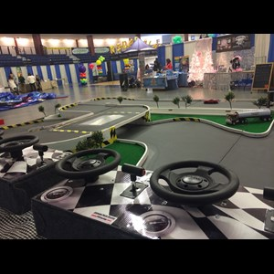 Cheyney Bounce House | Mobile RC Racing Events for any event!