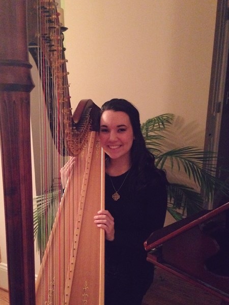 Amy Harrington - Harpist - Columbia, SC