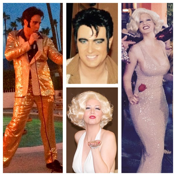 #1 Elvis Presley and Marilyn Monroe Impersonators - Marilyn Monroe Impersonator - Beverly Hills, CA