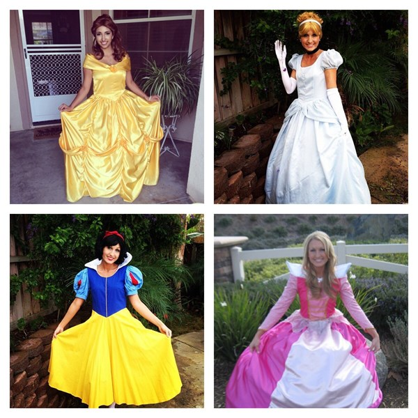 FairyTale Character Parties - Costumed Character - Winchester, CA
