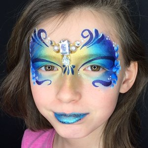 Oklahoma City, OK Face Painter | Kaleidoscope Arts