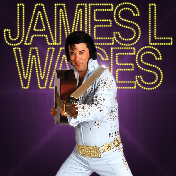 James L Wages, Elvis Tribute Artist - Elvis Impersonator - Roanoke, TX