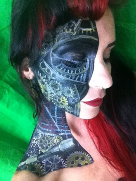 Ephemeral Artistry - Body Painter - Bloomdale, OH