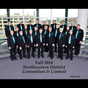 Norwalk Barbershop Quartet | Mad Hatter Chorus