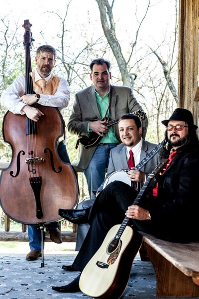Curtis Jones And Primal Roots - Bluegrass Band - Dahlonega, GA