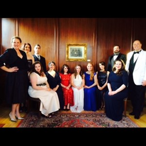 University of Dayton Opera Singer | La Serenata