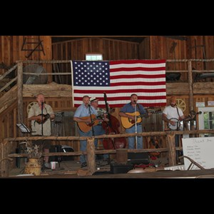 Cardwell Bluegrass Band | Solid Blue Bluegrass Band