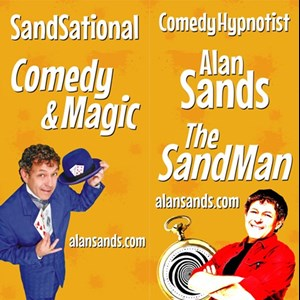 Reisterstown, MD Stage Hypnotist | MD Comedy Hypnosis & Magic The SandMan