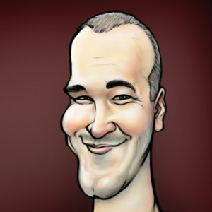 Urbandale Caricaturist | The Funny Drawing Guy