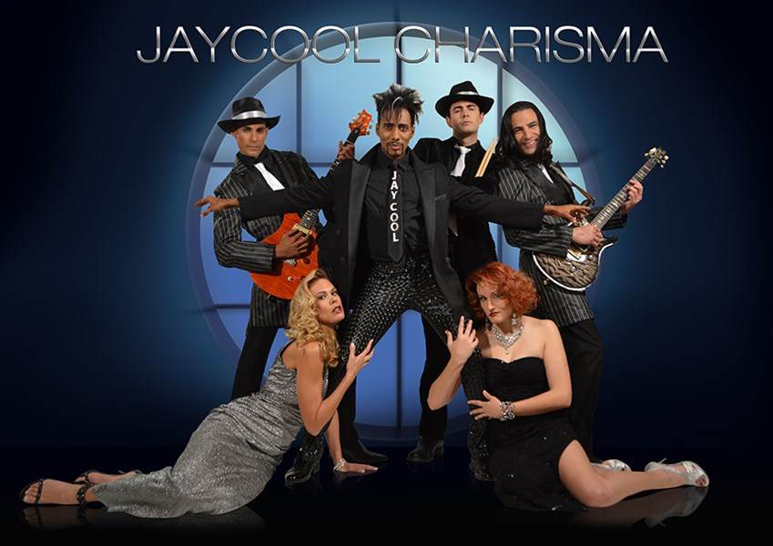 JAYCOOL CHARISMA - Dance Band - Fort Lauderdale, FL