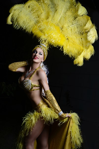 Showgirls in Las Vegas - Cabaret Dancer - Las Vegas, NV