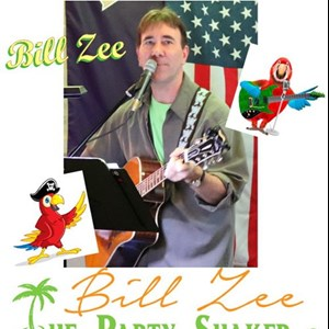 Baltimore, MD Acoustic Guitarist | Billy Zee - Jimmy Buffett style Guitar/DJ/solo/duo