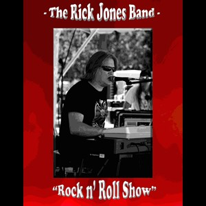 Yachats Rock Band | The Rick Jones Band