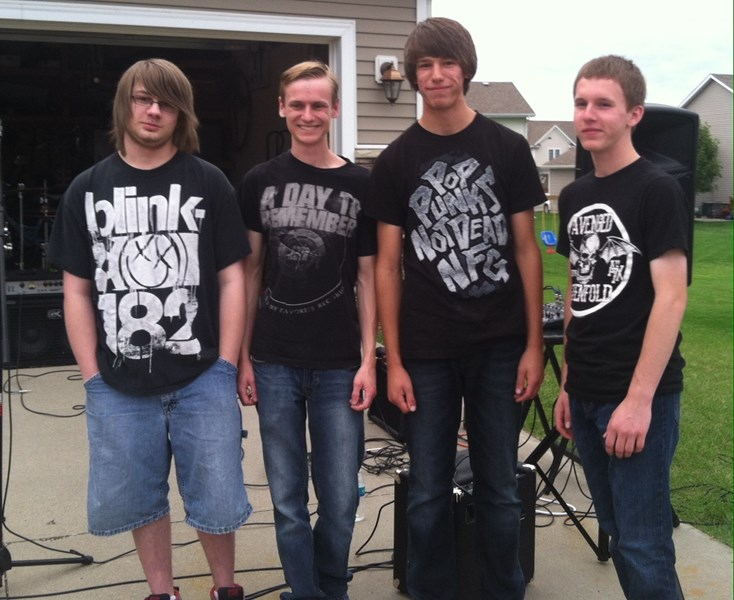 Played Out - Rock Band - Ankeny, IA