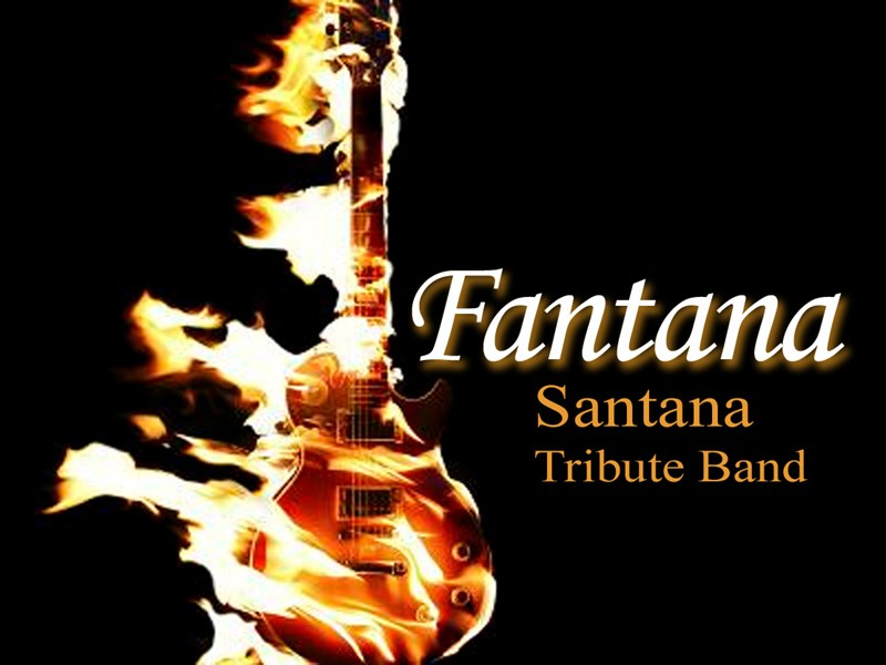 FANTANA A TRIBUTE TO THE MUSIC OF CARLOS SANTANA - Santana Tribute Band - Los Angeles, CA