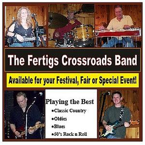 The Fertigs Crossroads Band - Country Band - Butler, PA