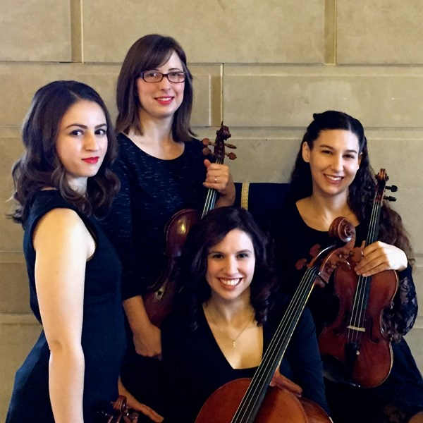 Accordia Music - String Quartet - Columbus, OH