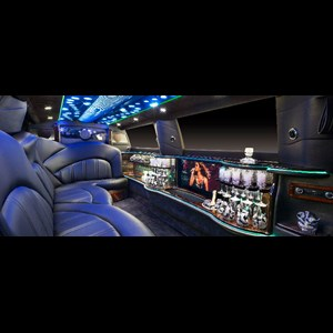 Pearl Party Limo | North Point Limousine and Transportation