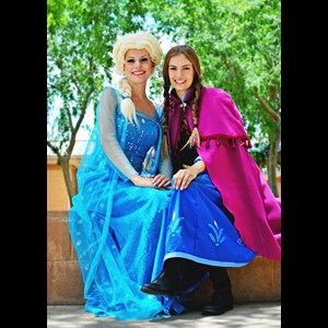 Tempe Princess Party | Princess Pea Entertainment
