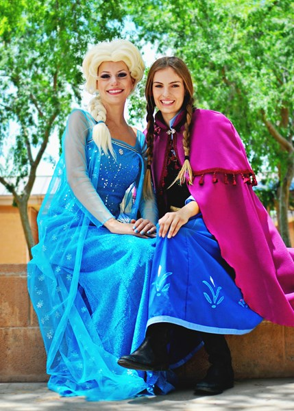 Princess Pea Entertainment - Princess Party - Phoenix, AZ