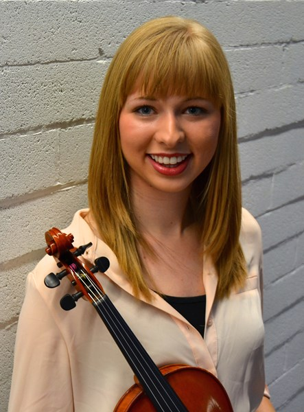 Christa Cole - Classical Violinist - Boise, ID