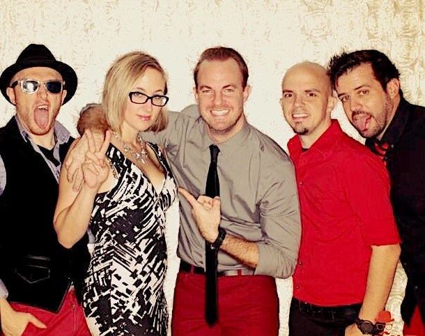 BRITESIDE-Party Band!! (Emcee, DJ, Light/Sound) - Dance Band - Jacksonville, FL