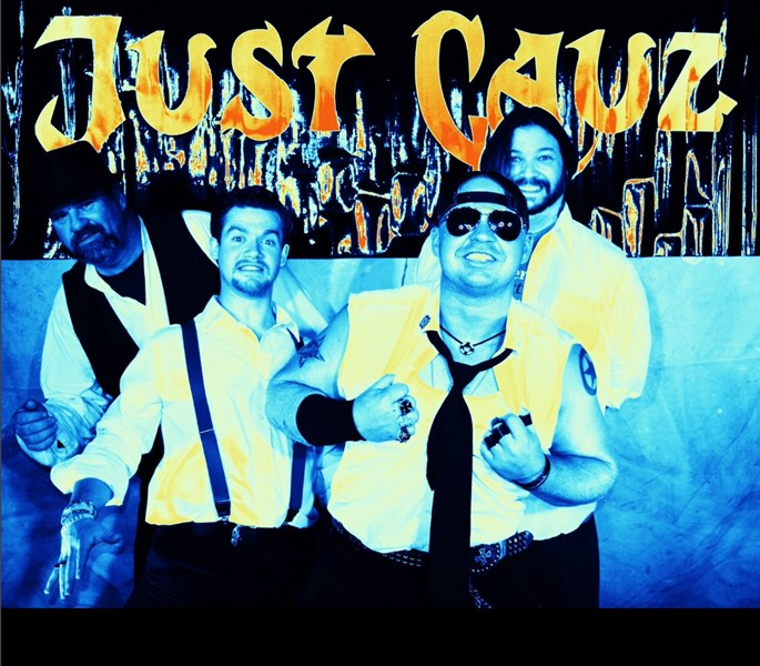 JUST CAUZ - Cover Band - Flora, MS
