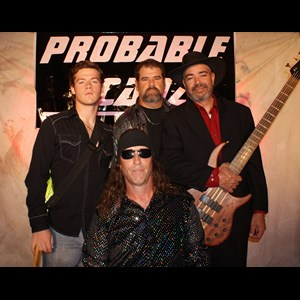 Richland Wedding Band | PROBABLE CAUZ