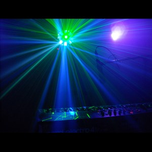 Lacombe Bar Mitzvah DJ | Cosmic Light & Sound Co.