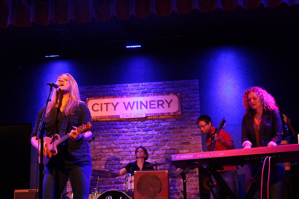 Full Band Show @ City Winery
