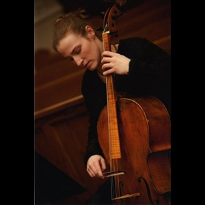 Leverett Cellist | Rebecca Shaw, cello