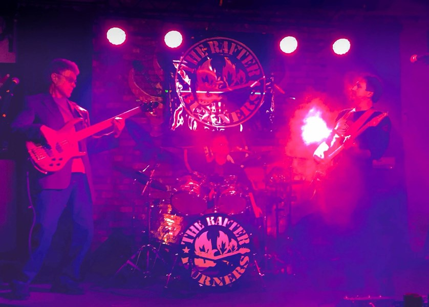 The Rafter Burners - Classic Rock Band - McKinney, TX