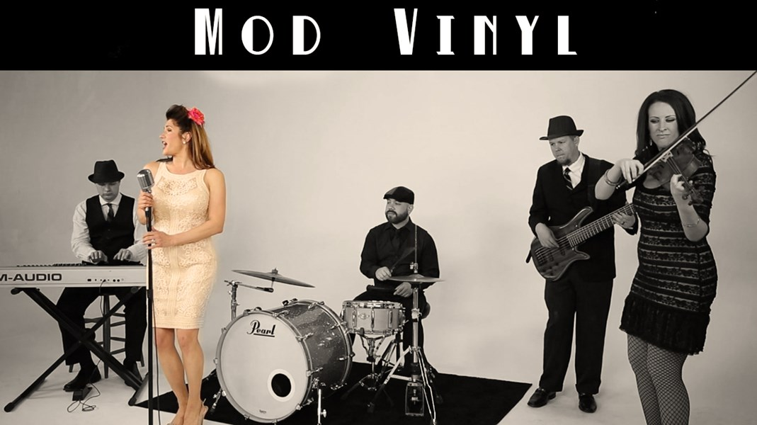 Mod Vinyl - Jazz Band - Denver, CO