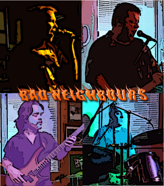 Bad Neighbours - Classic Rock Band - Guelph, ON