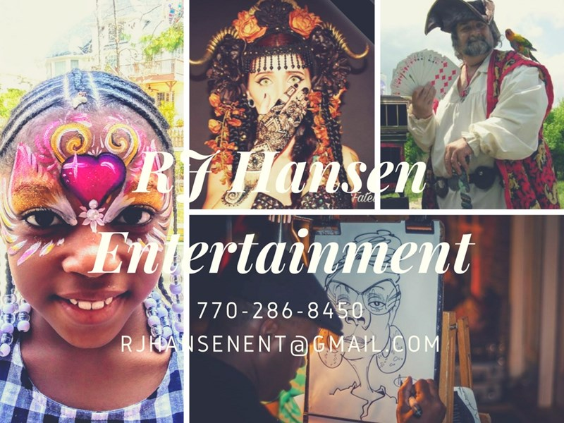 R J Hansen Entertainment - Face Painter - Arvada, CO